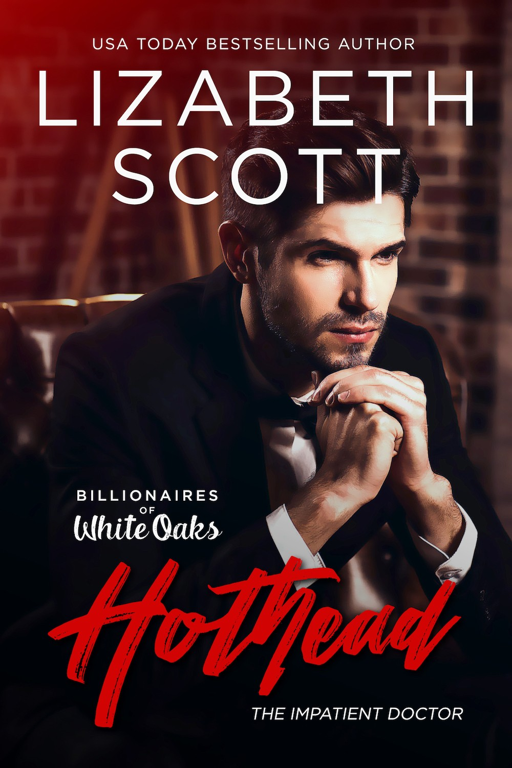 Hothead, contemporary romance, Lizabeth Scott
