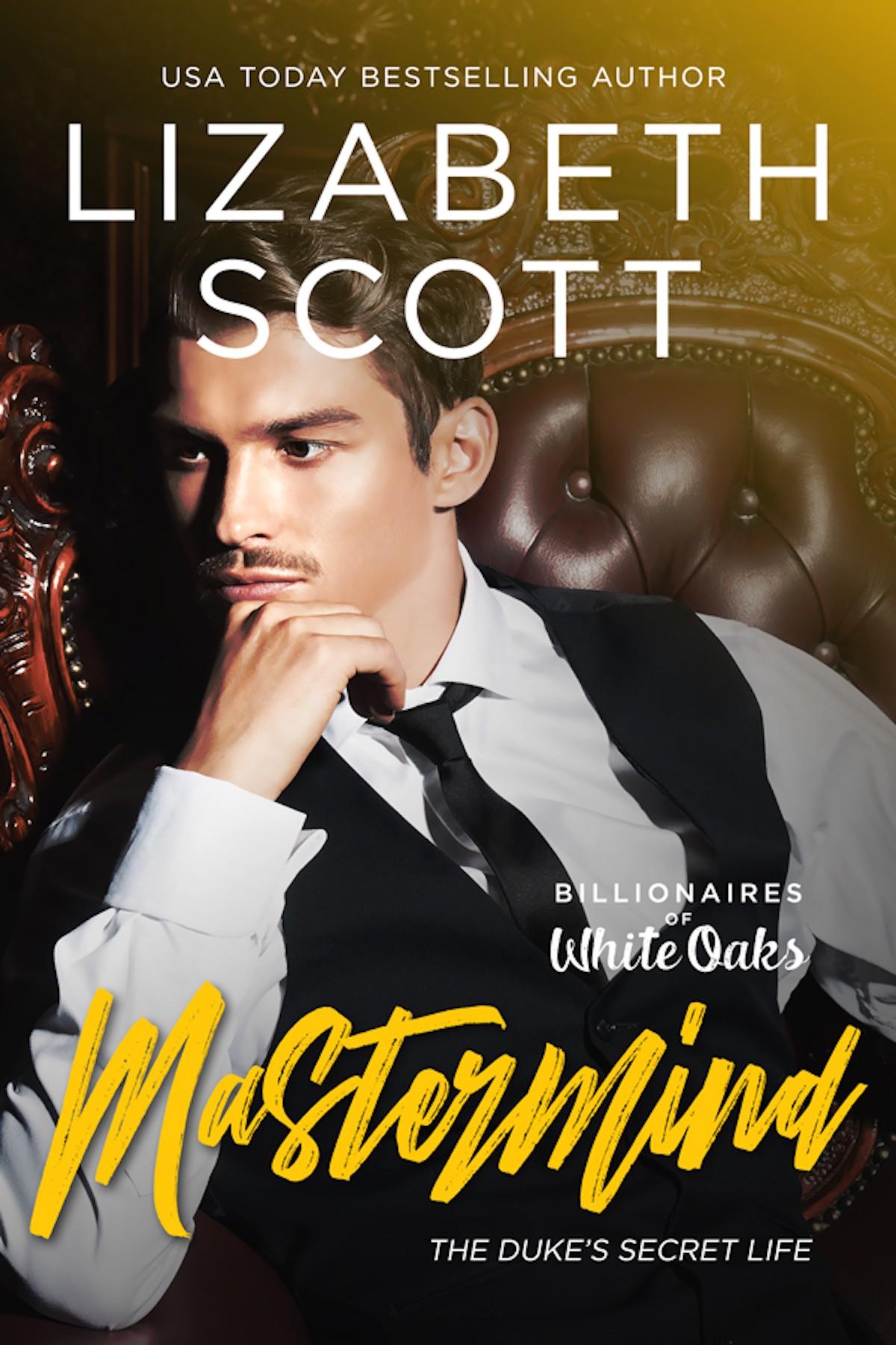 Mastermind, contemporary romance, Lizabeth Scott