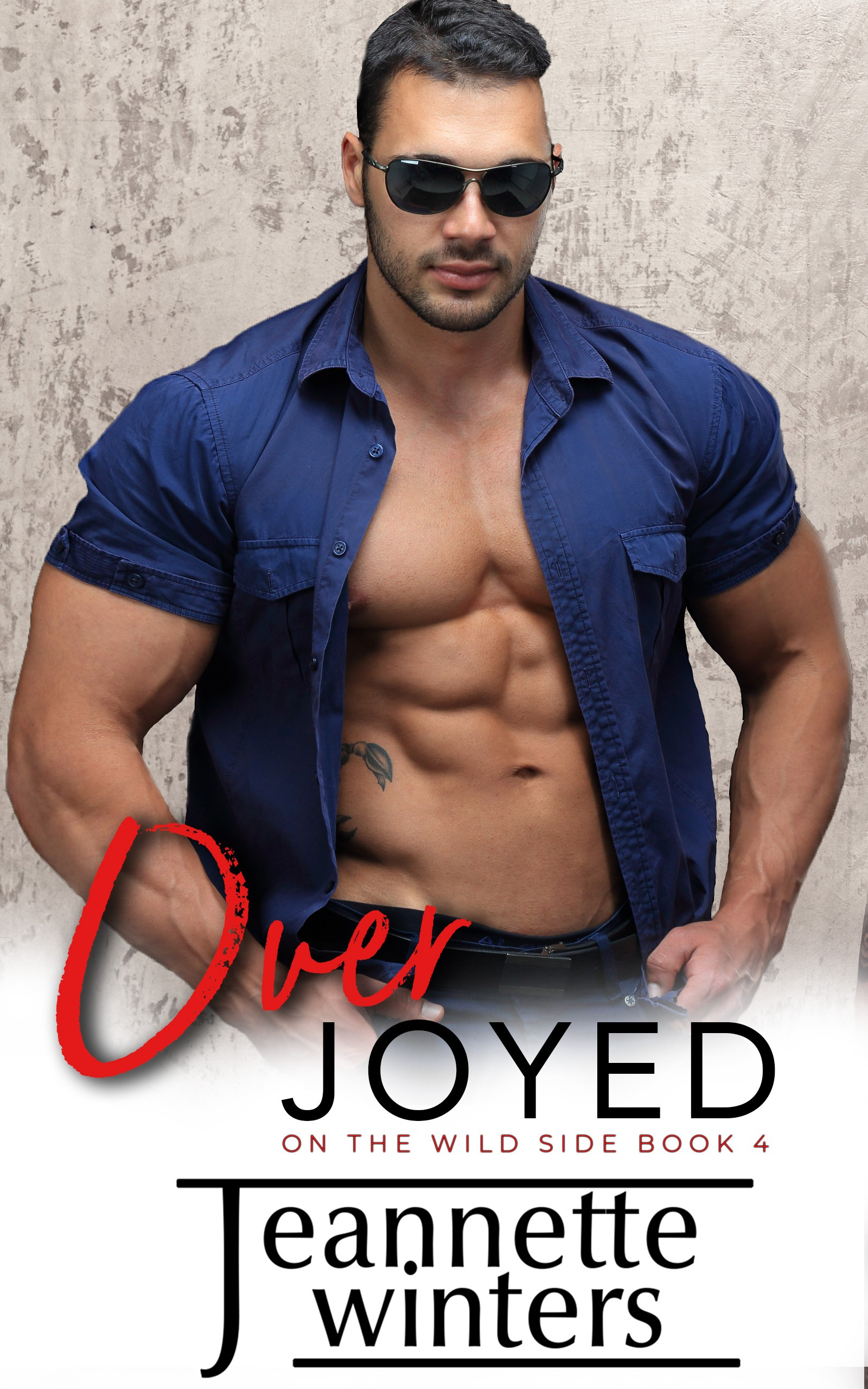 over joyed jeannette winters