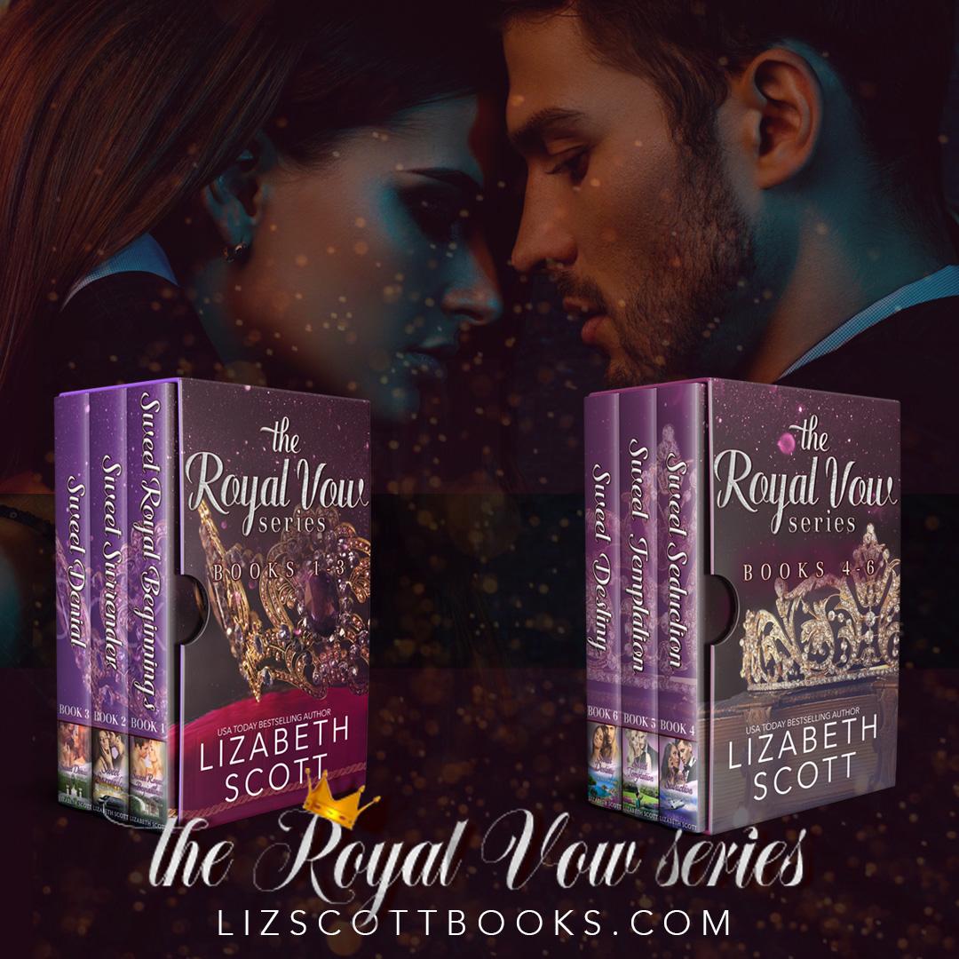 royal vow boxset instagram
